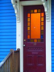 Cambridgeport - Fairmont Avenue door, Cambridge, MA (CharlesCherney.com) Tags: cambridge cambridgeport fairmont fairmontavenue