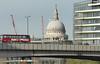 St Paul's Cathedral (jane_sanders) Tags: london stpaulscathedral stpauls cathedral dome stonegallery goldengallery londonbridge bridge bus