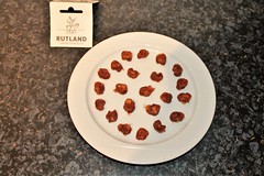Rutland Charcuterie Co Salami For Snacking Chili and Paprika (@oakhamuk) Tags: rutlandcharcuterieco salami for snacking chiliand paprika