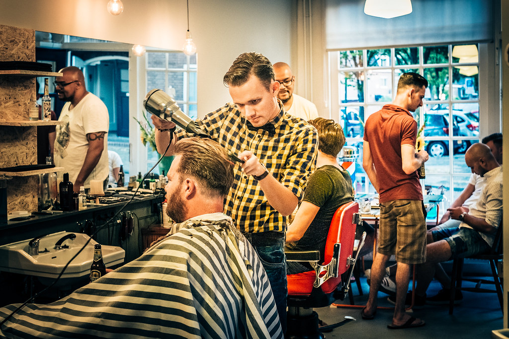 The World's Best Photos of barbershop and brooklyn - Flickr