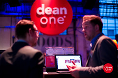 dean one @ ICT Winter Fair - 9