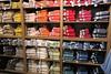 Shopping & accumulations - Couleurs en soldes (godran25) Tags: magasin dijon france bourgogne burgundy couleurs couleur shopping store accumulation serviettes towels
