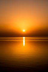 The sunset hour! (aliffc3) Tags: sunset sunsethour ummbab beach qatar seascape