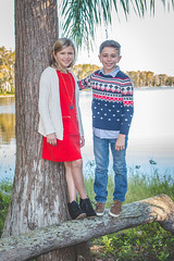 Torres Family - M&M (crashmattb) Tags: family tampa odessa florida lakealice familysession canon70d lightroomcc november 2016 lake kids