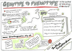 Genotype to Phenotype and translation (in the context of bleeding disorders)