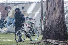 Aztrologo (Lewis Lopez) Tags: bogota ve venezuela fotografia lewislopez colombia calle caribe street fire fixer bike