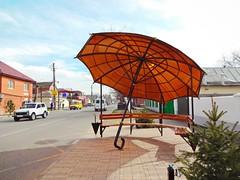 Остановка на ул Толсстого