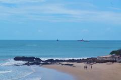 Paracuru 16.12.2016 (Elisama Oliveira) Tags: alternative trip worldthroughmyeyes worldthroughmylens beach life beautiful beautifulplace ocean sea nature brazil paracuru goodvibes