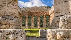 Segesta-26 (aramshelton) Tags: sicily greek greektemple segesta ancient