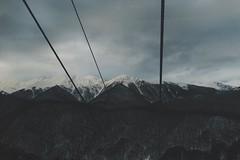 silence (tosyachaikina) Tags: start skies snow vscomood way iphone6s mobilephotography travel vscotravel vscorussia vscoedit nature mountains chaikinaph sochi russia