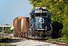 960 Shovin' back (Rudy - rufec12) Tags: floridaeastcoastrailway fec train trains 960 local railfan railfanning gp402 emd market switching telephoto nikon