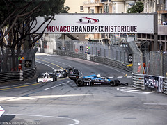 2016 Monaco GP Historique: Shadow DN5 (8w6thgear) Tags: 2016 monaco grandprix historique monacogphistorique shadow cosworth dn5 surtees ts19 dn8 lotus 77 formula1 f1 saintedevote