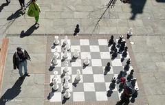 East Sussex - Hastings - George Street (Fontaines de Rome) Tags: east sussex hastings george street chessboard