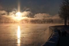 Helsinki2017_07 (SkowronTheDestroyer) Tags: helsinki sunrise winter