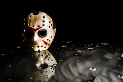 Friday the 13th (wolfi8723) Tags: fridaythe13th friday 13 mask water wasser outdoor outside