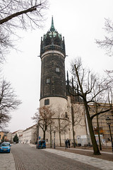2017 02 11 - Wittenberg-1 (mh803) Tags: castlechurch germany wittenberg