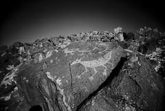 Pueblo Rock Art (Mike Connealy) Tags: petroglyph rockart albuquerque vuws vivitarultrawideandslim petroglyphnationalmonument