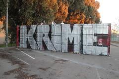 Krime (nobammermane) Tags: krime 4n kod oakland graffiti