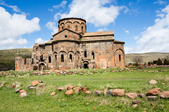 TALIN-21 (RAFFI YOUREDJIAN PHOTOGRAPHY) Tags: talin armenia armenian travel walk backpacking ferris wheel soviet church monastery ancient old ruins crumbled dilapidated abandoned derelict apocalyptic clouds graveyard