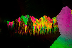 Caffeine Crystals (masterpieceinside) Tags: underthemicroscope microscopy microscope microscopic micro sciencebitch sciart scienceandart vista ihavethisthingwithcolor colorstory colorhunters colorway psychedelicart vibrant smallworld microworld hiddenworld hiddenart hiddenbeauty microlandscapes nikonphotography nikond3400 chemart microscopicworlds science chemistry psychedelic texture design structure bold microart artsci microlandscape crystals crystallize crystalgrowing polarizedlight abstractphotography artscience microimages trippy abstract labstuff microscopeart microphotography smallaf abstractart rainbow caffeine crystal colorful