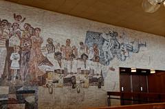 _DSC0015_cw (Wylf) Tags: soviet urss mozaika mosaic urbex cold war youri gagarine ussr hero urbexu history old