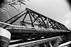 Bridge_526-V2 (Akijos) Tags: bridge ponte nikon nikkor d7000 tokina atx116 116 1116mmf28 tokina1116 sky ferrovia