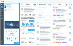 """تويتر تدرس إطلاق إصدارًا مدفوعًا من """"TweetDeck"""" (ahmkbrcom) Tags: فرض رسوم"""