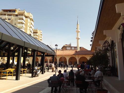 Xhamia e Kokonozit / Kokonozi Mosque in Tirana