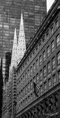 Church in black and white (philunblogged) Tags: street nyc ny newyork canon streetphotography streetlife canondslr canoncamera canon24105l newyorkstateofmind canon6d nychighlights canonofficial nycexplorers nycoriginals
