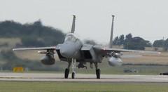 Mcdonnell Douglas F-15C Eagle (vsturgess) Tags: liberty fighter eagle grim aircraft military wing douglas usaf pilot raf mcdonnell ln 48th reapers lakenheath f15c fastjet usafe 493rd