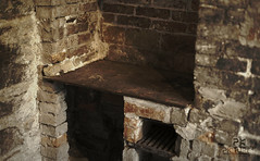 Cork City Gaol - stove (Peter von Kappel) Tags: old ireland irish food canon vintage 50mm europe shot oven tea mark cork 14 bricks picture irland eire stove photograph jail greenisland herd gaol prepare corkcity peterkappel
