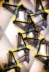 Snakes & Ladders (beelzebub2011) Tags: canada vancouver britishcolumbia multipleexposure