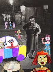 """Daddy Paying for Sex"" (barry.kite@att.net) Tags: paris sex 1930s noir prostitutes brassai"