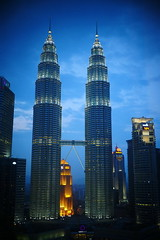 Petronas Twin Towers KLCC (gwodesign) Tags: malaysia twintowers klcc klccconventioncentre