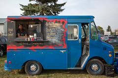 The Local Omnivore at vEGGfest (DavinG.) Tags: ryan foodtruck vegreville yeg brodziak davingphotography localomnivore veggfest