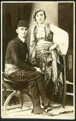 4281 AMN Beograd Tomo i Julika 9. I. 1929. (Morton1905) Tags: 9 beograd tomo 1929 amn 4281 i julika