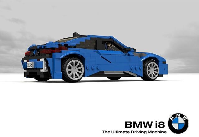 auto summer sports car electric germany bavaria model lego render 94 german bmw hybrid coupe supercar challenge cad sportscar lugnuts elves povray moc 2014 i8 ldd miniland buildoff lego911 apeasetheelvessummerautomobilebuildoffpart2