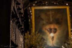Chircales. (dlopezc16) Tags: santiago espaa de puerta andalucia antigua cristo jaen apostol parroquia estampa valdepeas chircales