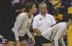 LSU VBall vs. Tenn. (OliviaPaigePhotographyXIX) Tags: superior lsu tigers volleyball tennesse sec vols