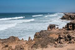 Oualidia rural coast (Tomas Adam) Tags: ocean morrocco maroko oualidia tomasadampics