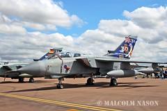 PANAVIA TORNADO ZA612 RAF TTTE special colours (shanairpic) Tags: military tornado fairford riat iat ttte
