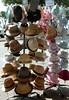 Assorted Hats (mikecogh) Tags: fashion display hats variety assorted kingscliff