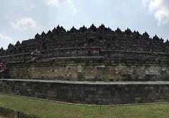 Jogja 1303 (raqib) Tags: architecture indonesia temple java shrine buddha stupa buddhist relief jogja yogyakarta yogya buddhisttemple borobudur basrelief magelang candi javanese mahayana buddhistmonastery borobudurtemple djogdja sailendra djogdjakarta