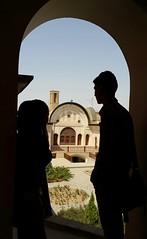 پنج دری   خانه طباطبایی - کاشان ،اصفهان (sara.sfr) Tags: