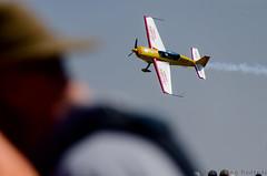 Extra (4) (Indavar) Tags: plane airplane airshow chipmunk mustang albatros rand beech at6 radial an2 p51 l39 antonov dc4 dhc1 beech18 t28trojan b378