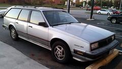 1988 Pontiac 6000 S/E Wagon (splattergraphics) Tags: wagon 1988 pontiac 6000 stationwagon