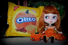 Pumpkin Spice with Pumpkin Spice Cookies