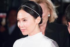 "Nakatani Miki ""Foujita"" at Opening Ceremony of the 28th Tokyo International Film Festival"