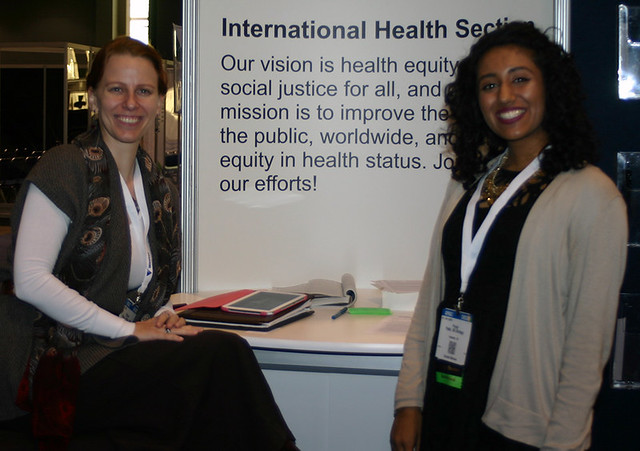 International Health Section