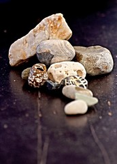 Stoned..... (+Pattycake+) Tags: stilllife macro stone closeup rocks stones pattycake stoned simple plain minimalist flickrhearts canoneos450d canondigitalrebelxsi
